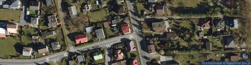 Zdjęcie satelitarne Słoneczna 2