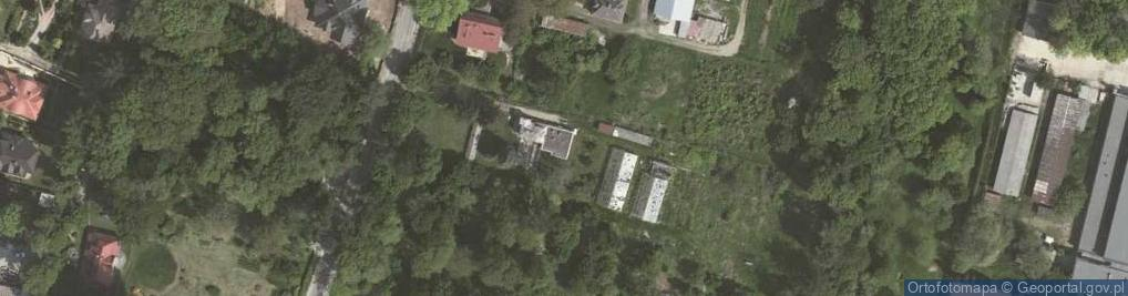Zdjęcie satelitarne Smętna 1