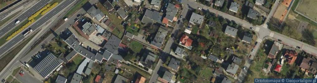 Zdjęcie satelitarne Śmigielska ul.
