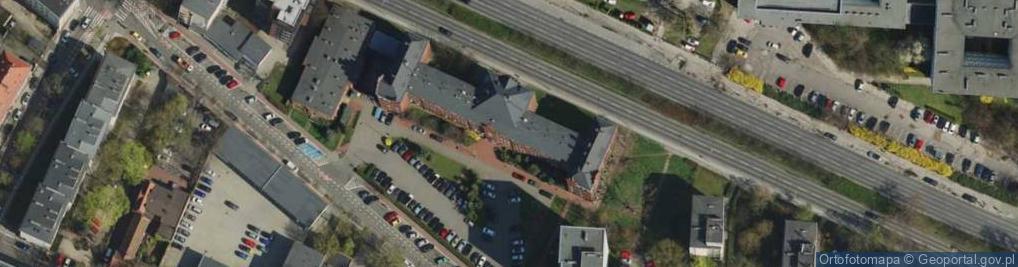 Zdjęcie satelitarne Solna 21