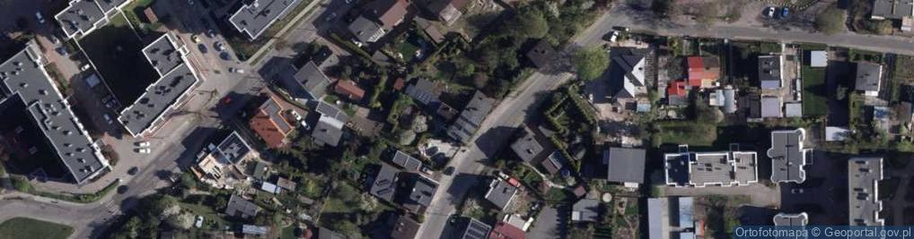 Zdjęcie satelitarne Stanisława Leszczyńskiego 144