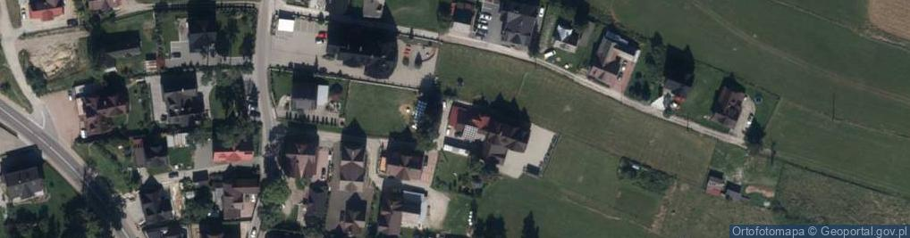 Zdjęcie satelitarne Stachonie ul.