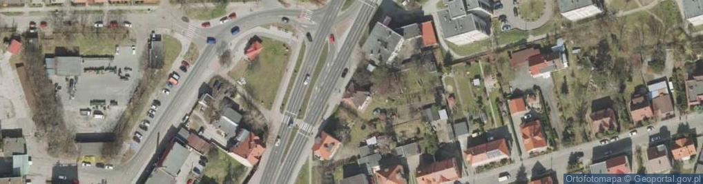 Zdjęcie satelitarne Sulechowska 15