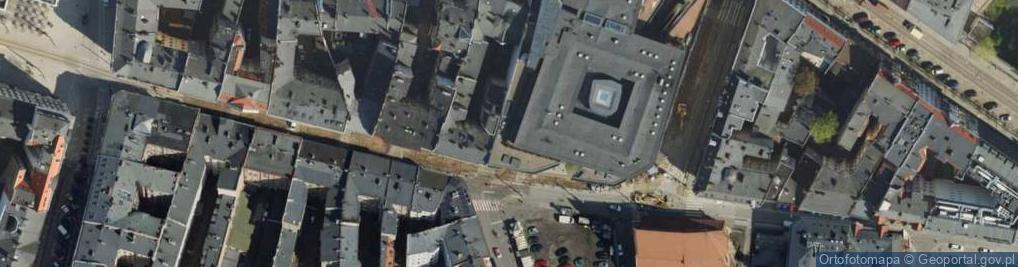 Zdjęcie satelitarne Święty Marcin ul.
