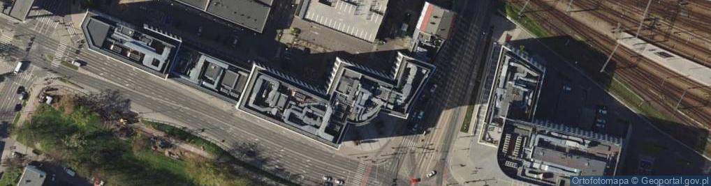 Zdjęcie satelitarne Swobodna 1