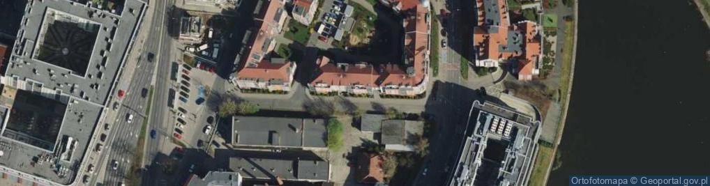 Zdjęcie satelitarne Szyperska 10c