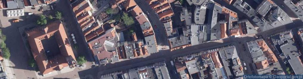 Zdjęcie satelitarne Szczytna 1