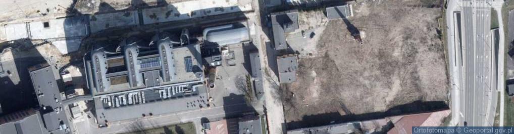 Zdjęcie satelitarne Targowa 1/3