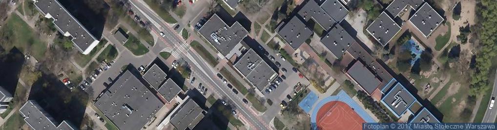 Zdjęcie satelitarne Teligi Leonida 5