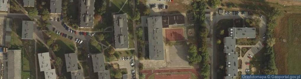 Zdjęcie satelitarne Traugutta Romualda, gen. 2