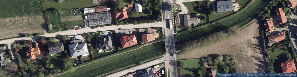 Zdjęcie satelitarne Trakt Lubelski 239