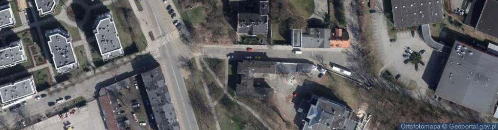 Zdjęcie satelitarne Tylna 9/11
