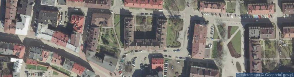 Zdjęcie satelitarne Waryńskiego Ludwika 9