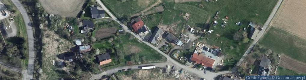 Zdjęcie satelitarne Węglowa Wola 27