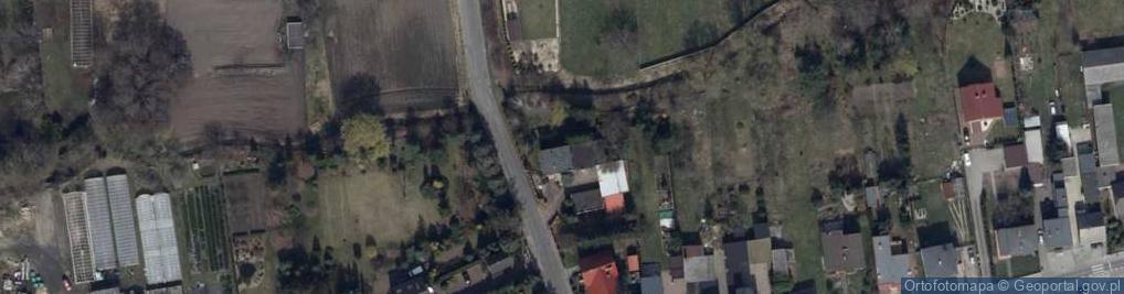 Zdjęcie satelitarne Wiejska 3