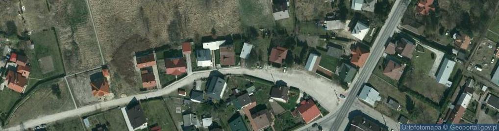 Zdjęcie satelitarne Witosa Wincentego 4
