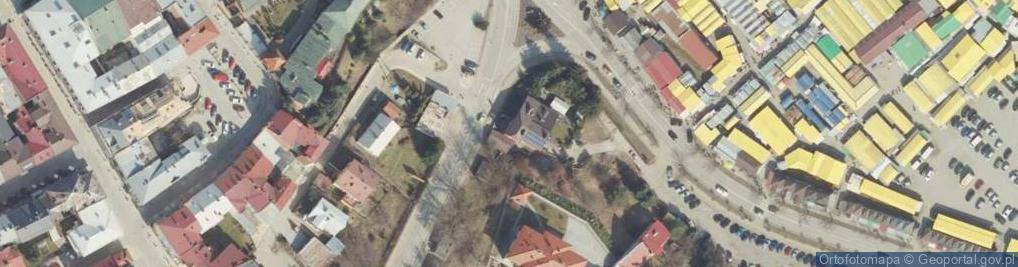 Zdjęcie satelitarne Wisłocza 6