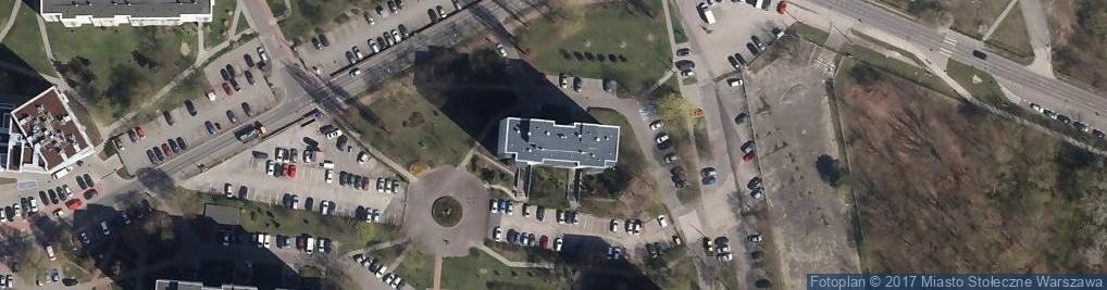 Zdjęcie satelitarne Widawska 5