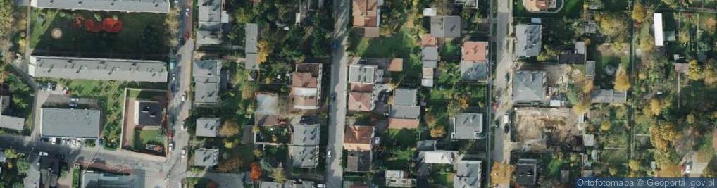 Zdjęcie satelitarne Wodzickiego 10