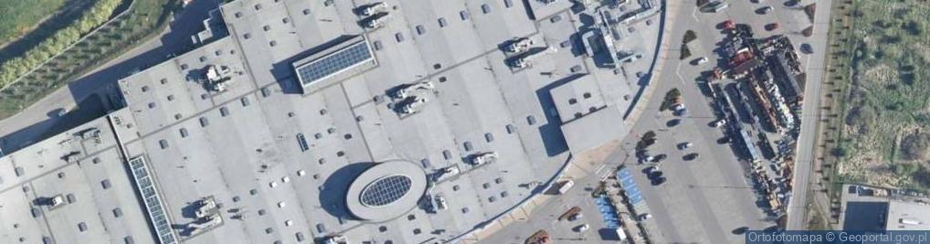 Zdjęcie satelitarne Wojska Polskiego 16