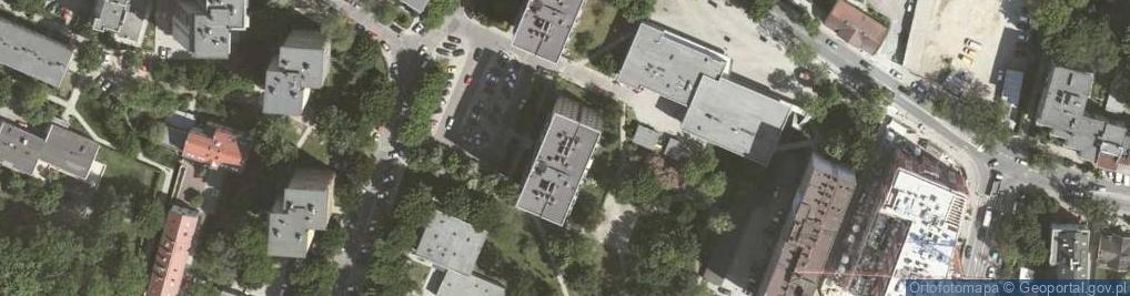 Zdjęcie satelitarne Wójtowska ul.