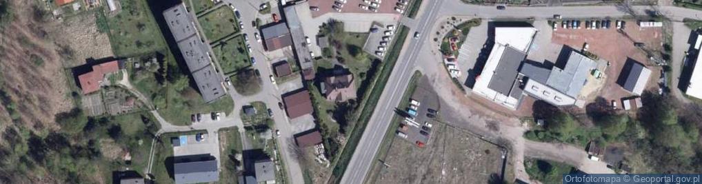 Zdjęcie satelitarne Wodzisławska 228