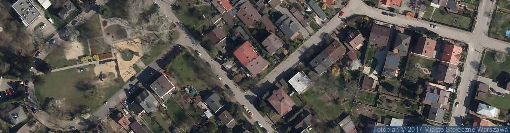 Zdjęcie satelitarne Wszemirowska 22