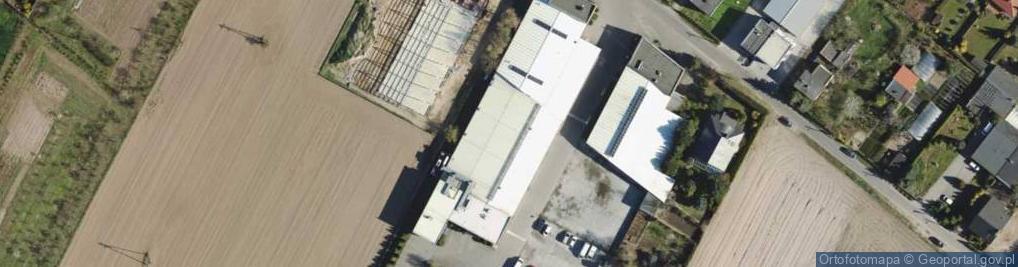 Zdjęcie satelitarne Wybieg ul.