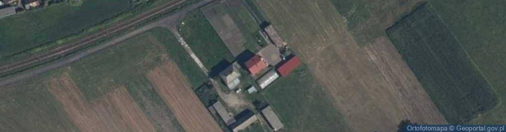 Zdjęcie satelitarne Wyszkowska 62A