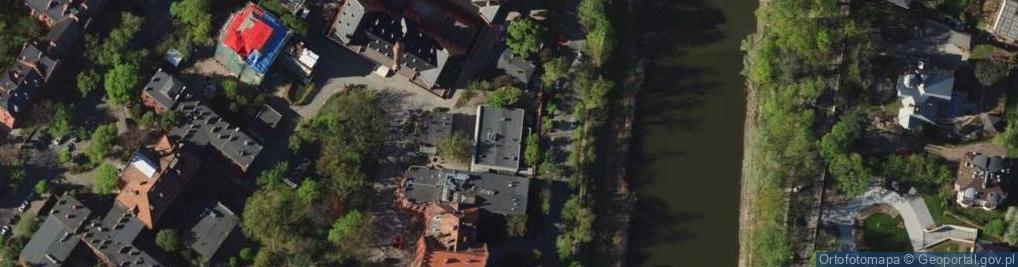 Zdjęcie satelitarne Wybrzeże Pasteura Ludwika 4