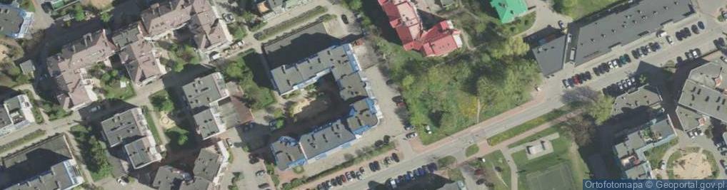 Zdjęcie satelitarne Zachodnia 2/6