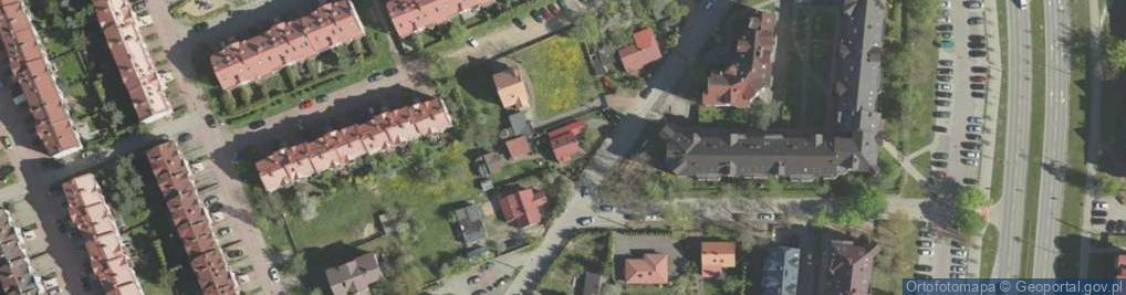 Zdjęcie satelitarne Zachodnia 6