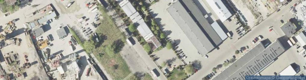 Zdjęcie satelitarne Zawieprzycka ul.