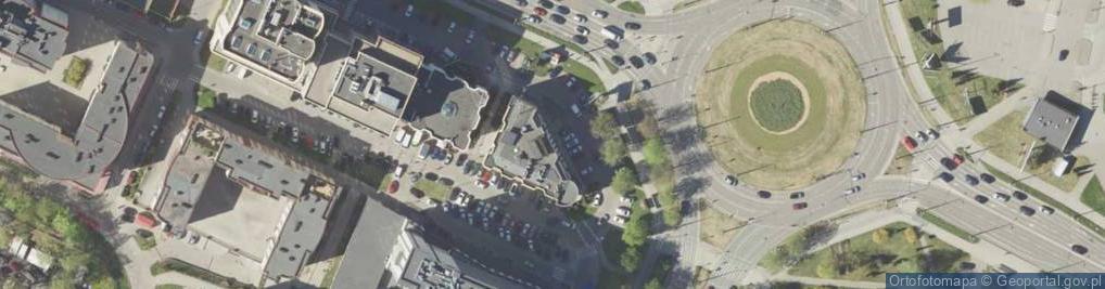 Zdjęcie satelitarne Zana Tomasza 43