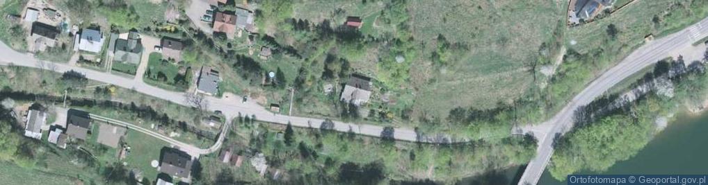 Zdjęcie satelitarne Żarnówki 2