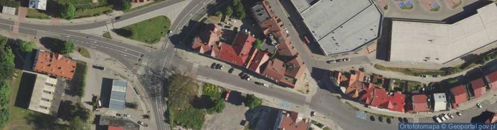 Zdjęcie satelitarne Zgorzelecka 33