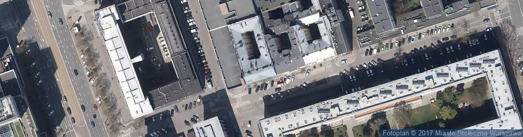 Zdjęcie satelitarne Żurawia 26