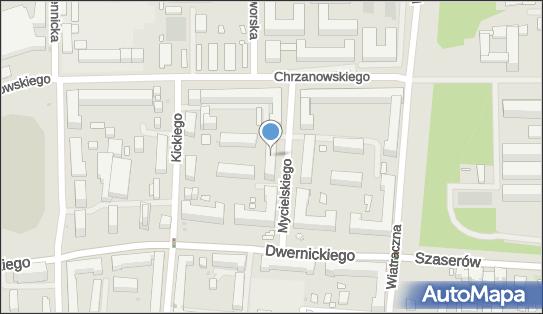 Urząd Skarbowy Warszawa-Wawer, Warszawa, L. Mycielskiego 21  - Administracja skarbowa