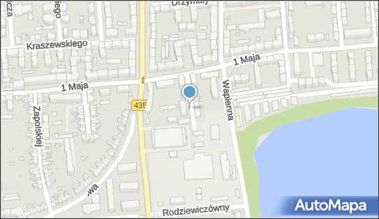 II US, 45-358 Opole, Cementowa 6  - Administracja skarbowa