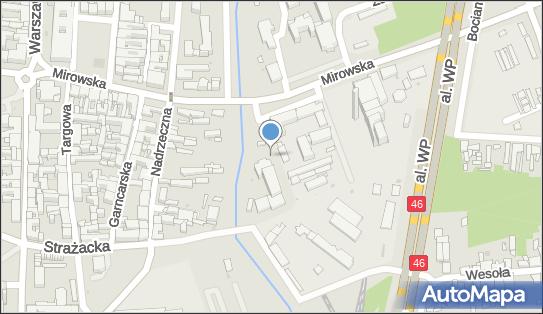 Areszt Śledczy, 42-200 Częstochowa, Mirowska 22  - Areszt śledczy, zakład karny