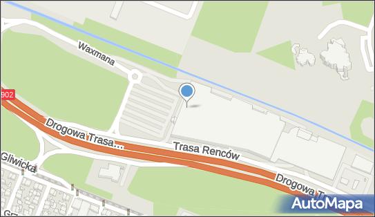 Auchan, Katowice, Trasa Nikodema i Józefa Renców 30  - Auchan - Hipermarket