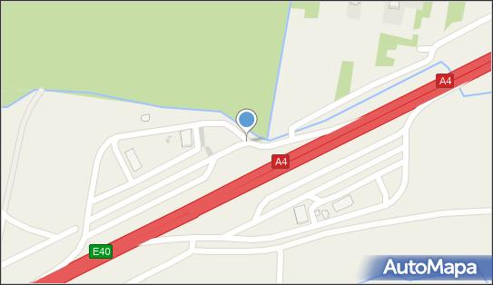 MOP Kłaj, Stanisławice, A4  - Autostradowy, MOP - Parking