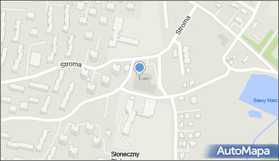 Pływalnia Nr 3 MOSiR, Białystok, ul. Stroma 1a - Basen
