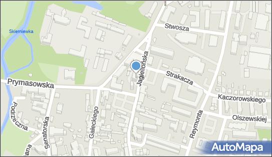 Terenowy Punkt Paszportowy, Skierniewice, Jagiellońska 29