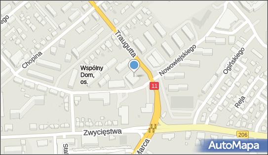 Salon meblowy BODZIO - Koszalin, Koszalin, Romualda Traugutta 26  - BODZIO - Sklep