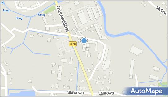 BS Szik, Tyczyn /k Rzeszowa, ul. Grunwaldzka 82  - Bosch Service - Serwis samochodowy
