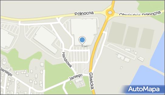 Carrefour, 44-200 Rybnik, Gliwicka 45  - Carrefour - Hipermarket