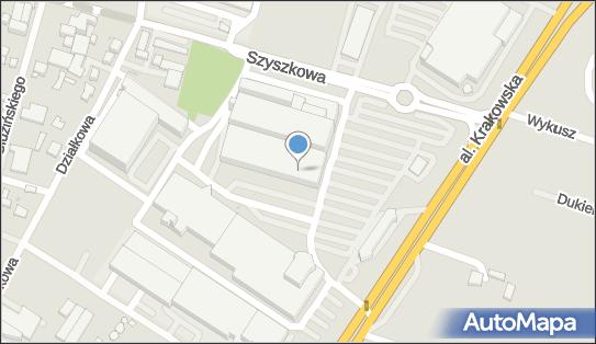 Centrum Handlowe Okęcie, Warszawa, al. Krakowska 61