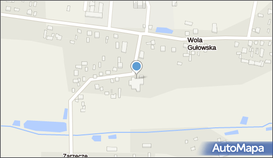 Dom Kultury, 21-412 Wola Gułowska, Wola Gułowska 66  - Centrum kultury