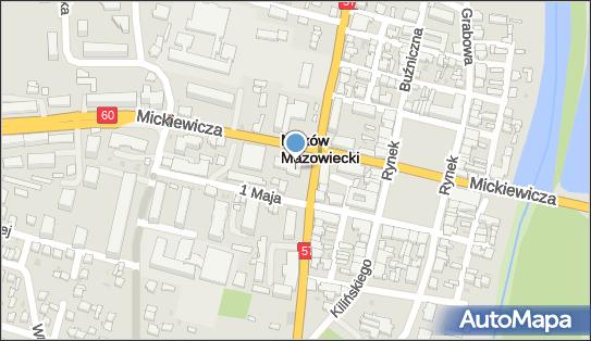 Miejski Dom Kultury, 06-200 Maków Mazowiecki - Centrum kultury
